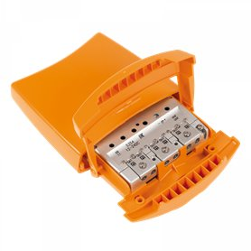 Amplificador de mastil 2 entradas: UHF/VHFmix-FlmixTeleves 5354