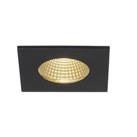 Luminariaempotrar IP65SLV PATTA-I 114430 Negro 3000K