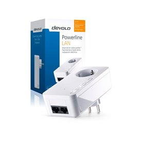 Powerline dLAN 550 duo +PLCDevolo 9490