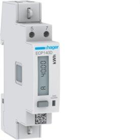 Central de medida monofasicaHager medida directa 40A ECP140D