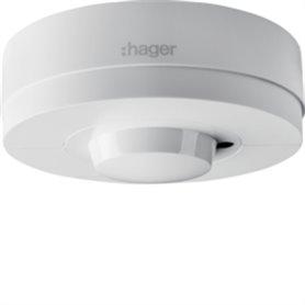 Detector de movimientoHager EE883 Hiperfrecuencia360º