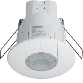 Detector de movimientoHager EE815Infrarrojos 360º Monoblock