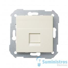 ADAPTADOR 1 CONECT.RJ-AMP S.82 MF