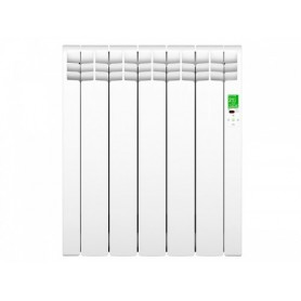 Radiador electrico Rointe DNW0550RAD serie D blanco 5 modulos 550w