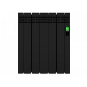 Radiador electrico Rointe DNB0550RAD serie D BLACK 5 modulos 550W
