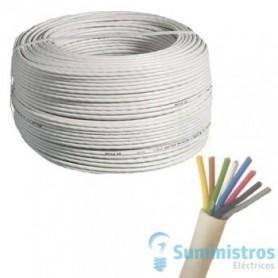 CABLE PORTERO Y ALARMA PVC RTA-8