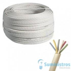 CABLE PORTERO Y ALARMA PVC RTA-6