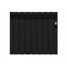 Radiador electrico Rointe DNB0770RAD serie D BLACK 7 modulos 770W