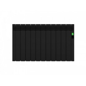 Radiador electrico Rointe DNB1210RAD serie D BLACK 11 modulos 1210W