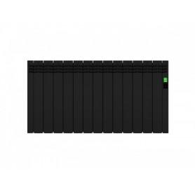 Radiador electrico Rointe DNB1430RAD serie D BLACK 13 modulos 1430W