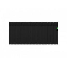 Radiador electrico Rointe DNB1600RAD serie D BLACK 15 modulos 1600W