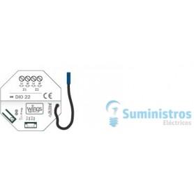 Regulador 2 entradas/2 salida REG.400W/SAL WINGS DIO22 Fermax 9953