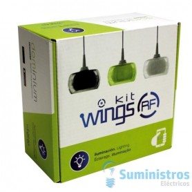 Kit Domotica para iluminacion Inalambrico WINGS Fermax 9971 on/off