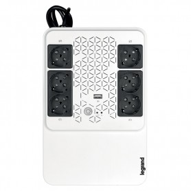 SAI 600va/360w Legrand 310081 Keor multiplug line interactive