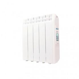 Radiador Electrico Bajo Consumo 550 W Farho XP ( Xana Plus ) ··· Radiador Electrico Programable y WIFI · Emisor Térmico Fluido D