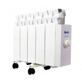 Radiador electrico Farho LPR05serie LPR 05blanco 5 modulos 550W