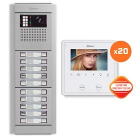 Kit comunitario de video 20 viviendas Golmar E8220/VESTA2SE