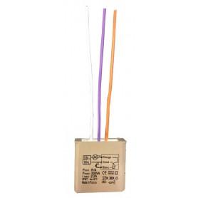 Telerruptor con funcion parpadeo cableado Yokis By Golmar MTC500E