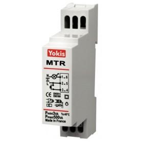 Telerruptor on/off cableado Yokis By Golmar MTR500M