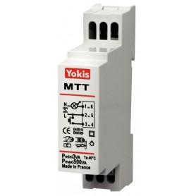 Telerruptor temporizado cableado Yokis By Golmar MTT500M