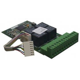 Modulo reles libres de tension GOLMAR TRD100 21151024 (Serie CCD-100)