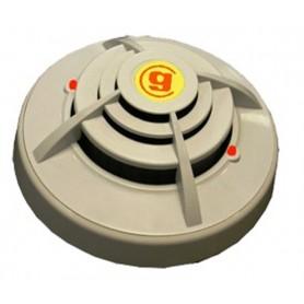 Detector optico-termico sensible a humos y rampas de temperaturas lenta  GOLMAR DOHT2A 21121105