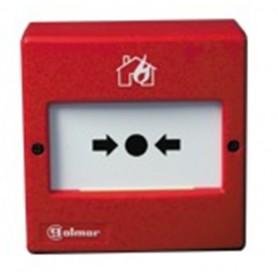 Pulsador de alarma convencional con rearme GOLMAR P/440D 21131442
