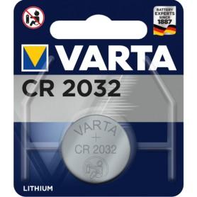 Pila boton alcalina Varta CR-2432 Litio 3V