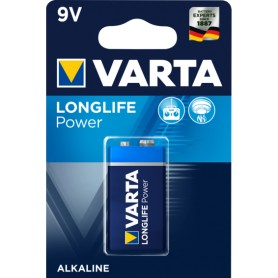 Pila alcalina 6LR61/6LP3146 Varta High Energy 9v