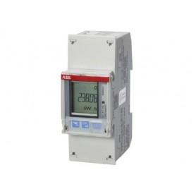 Contador de energia digital ABB B21 311-100 63A 2 Mod