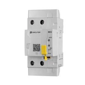Interruptor diferencial autorearmable CIRCUTOR REC4 2 POLOS 63A 30ma P26A31.