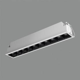 Luminaria Empotrable ACB Iluminacion TANGO E376820B blanco/negro
