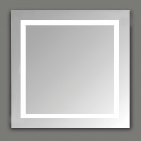 Espejo con luz ACB Iluminacion MUL A163001LB blanco