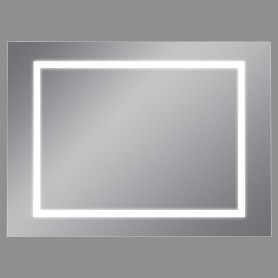 Espejo con luz ACB Iluminacion MUL A1630021LB blanco