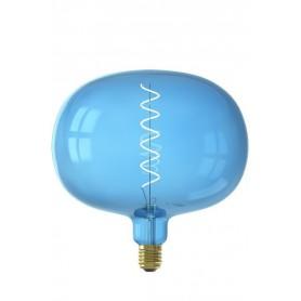 Bombilla regulable decorativa CALEX 426224 BONDEN LED 4W E-27 Blue