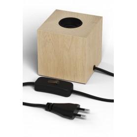 Lampara sobremesa CALEX 941016 madera