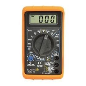 Multimetro digital Koban KMD-20 0767541