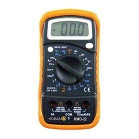 Multimetro digital Koban KMD-22 0767545