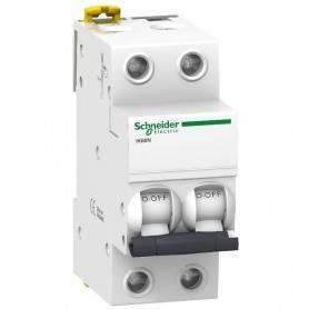 Interruptor Automatico K60N 2P 25A  Schneider A9K17225
