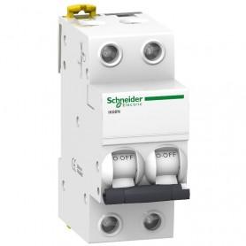 Interruptor Automatico K60N 2P 10A  Schneider A9K17210