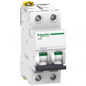 Interruptor Automatico C60N 2P 50A  Schneider A9F79250