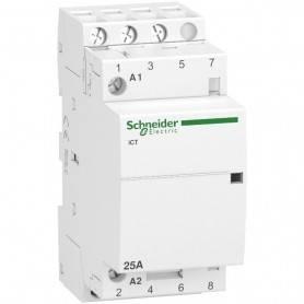 Contactor modular iCT 25A 3NA 230-240V  Schneider A9C20833