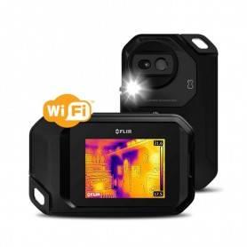 Camara termografica compacta con wifi FLIR C3 80X60ppp