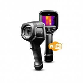 Camara termografica  FLIR E6-XT 240X180 pixelex, funcion MSX