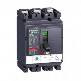 Interruptor automático Schneider Electric LV430630 Compact NSX160F  TMD 160 A  3 polos 3R