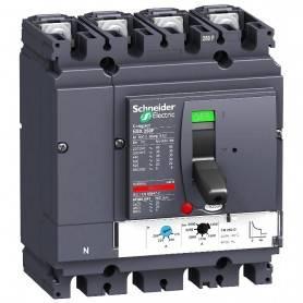 Interruptor automático Schneider Electric LV431640 Compact NSX250F  TMD 250 A  4 polos 3R