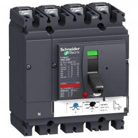 Interruptor automático Schneider Electric LV431650 Compact NSX250F  TMD 250 A  4 polos 4R