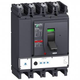 Interruptor automático Schneider Electric LV432694 Compact NSX400N Micrologic 2.3  400 A  4 polos 4R