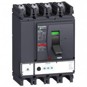 Interruptor automático Schneider Electric LV432894 Compact NSX630N Micrologic 2.3  630 A  4 polos 4R
