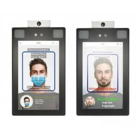 Control de acceso facial con deteccion de temperatura Hikvision GM-AC-RFDT  Golmar 20780047